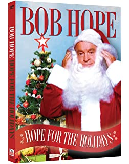 bob hope hope for the holidays dvd - Bing Crosby Christmas Special