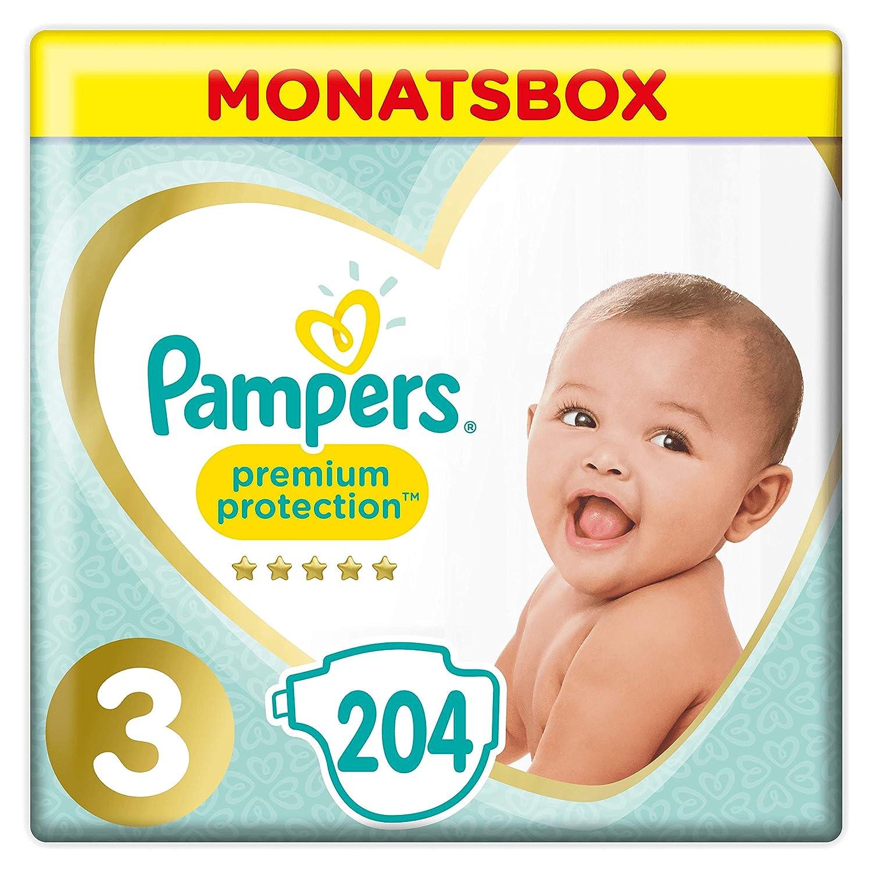 Pampers Premium Protection Pants Gr/ö/ße 5 132 Windeln 1 Monatsbox