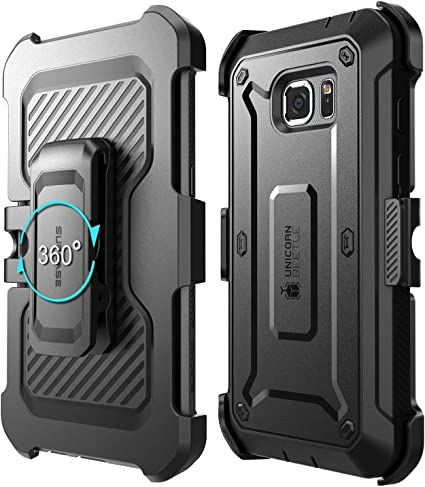 Galaxy S7 Active Case Supcase Full Body Rugged Case With Integrated Screen Protector For Samsung Galaxy S7 Active Unicorn Beetle Pro Series Not Compatible With Galaxy S7 Elektronik