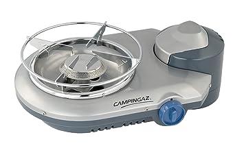 Campingaz 2000009655 Bistro 300 Stopgaz - Hornillo de gas (33 x 22 x 12 cm