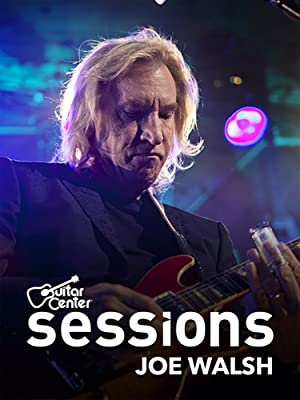 watch joe walsh guitar center sessions prime video. Black Bedroom Furniture Sets. Home Design Ideas
