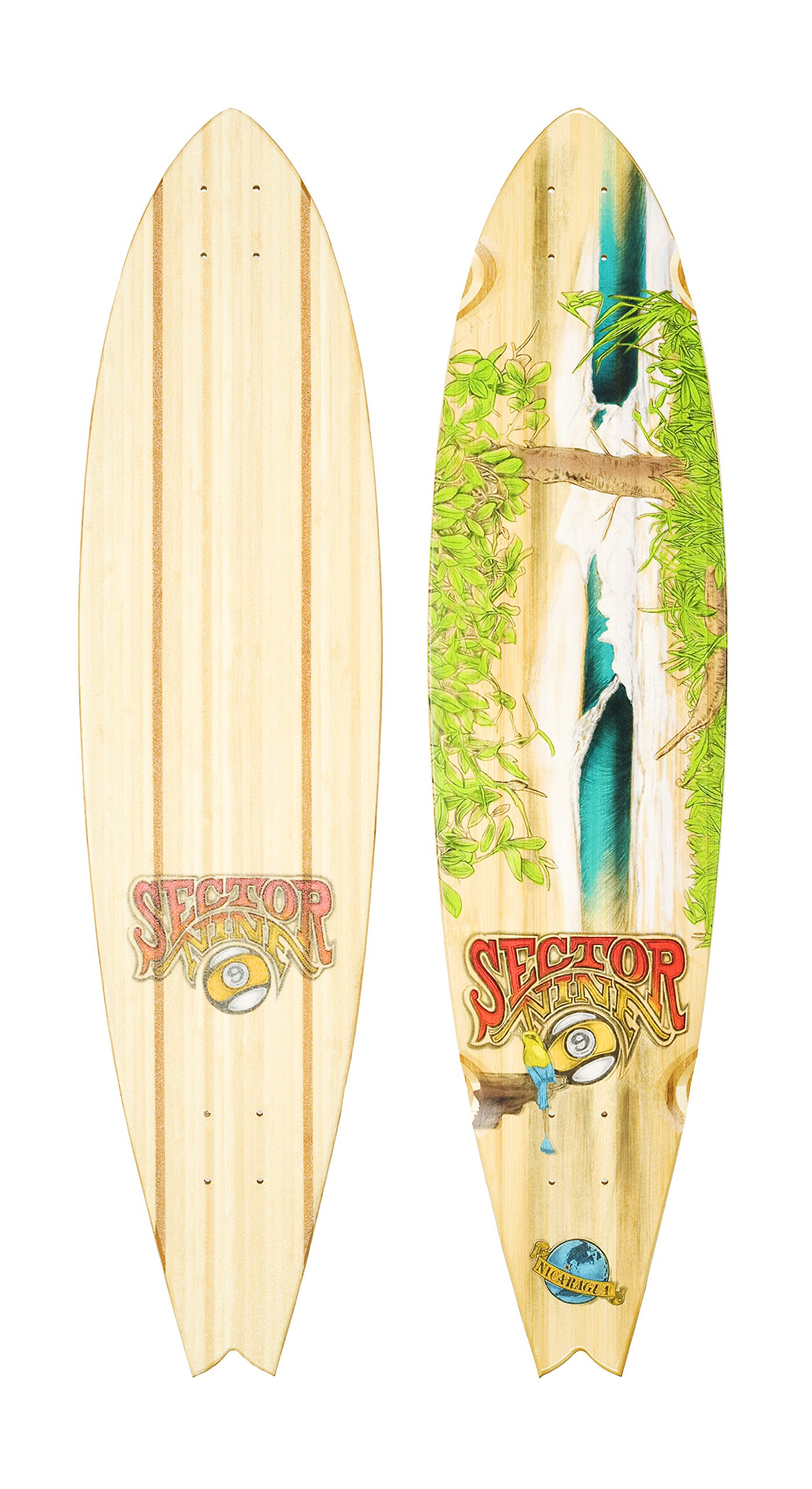 Sector 9 Nica Deck by Sector 9 (Image #1)