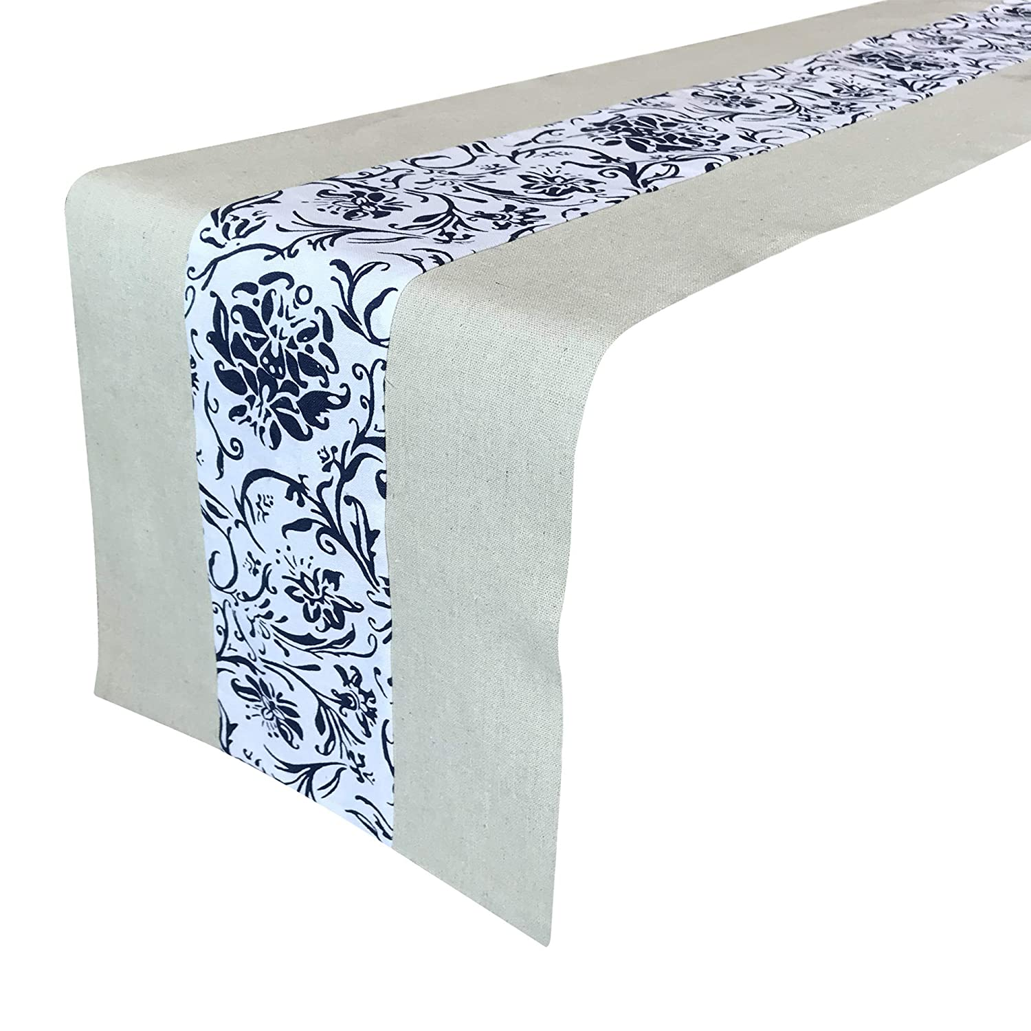 Rectangle//Oblong, 55 x 70 Inch, Linen Washable Table Cover for Kitchen Dinning Cafe Decoration LXKBD Tassel Tablecloth Cotton Linen Fabric
