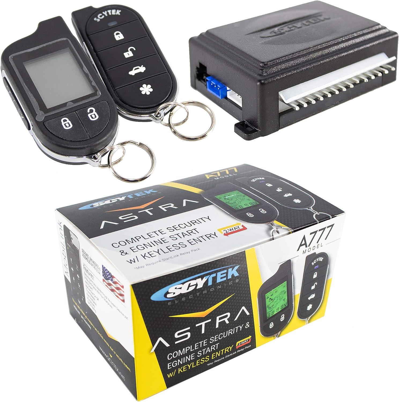 [DVZP_7254]   Amazon.com: Brand New Scytek Astra 777 2 Way Paging Car Alarm System with  Dual Stage Shock Sensor, and All the Latest Features: Camera & Photo | Scytek Car Wiring Diagram |  | Amazon.com