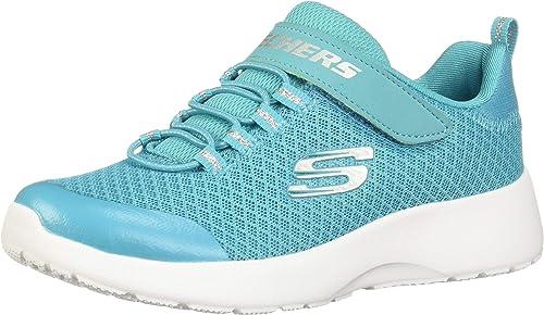 Skechers Girls 81301L / Teal Loafer