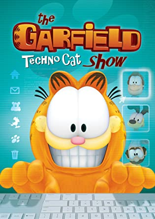 Amazon Com The Garfield Show Techno Cat None None Movies Tv