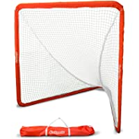 GoSports Regulation 6' x 6' Lacrosse Net with Steel Frame | The Only Truly Portable Lacrosse Goal for Kids and Adults…
