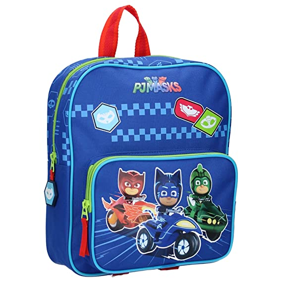 Pj Masks Its Time To Be Hero Backpack Official Licensed Product Rucksack