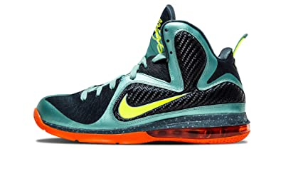 on sale 5e89f 8ee43 NIKE LEBRON 9 IX SUMMIT LAKE HORNETS MENS 469764-500 (8, PURE PURPLE