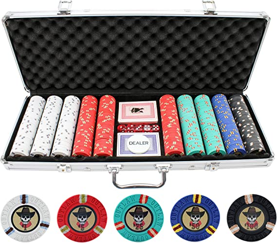 5 ct Set Game SHIPS FROM THE USA 5 piece Poker Dice