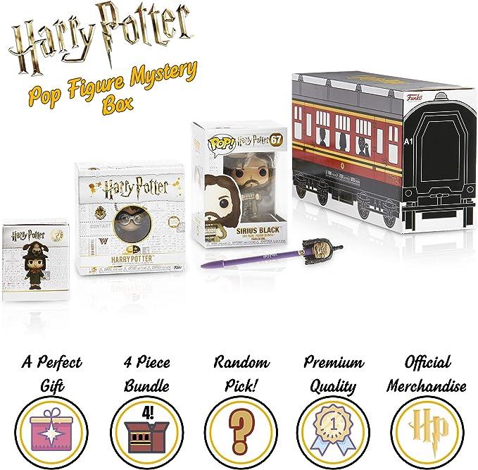 Funko Harry Potter Pop Figuras Coleccionables, Hogwarts ...