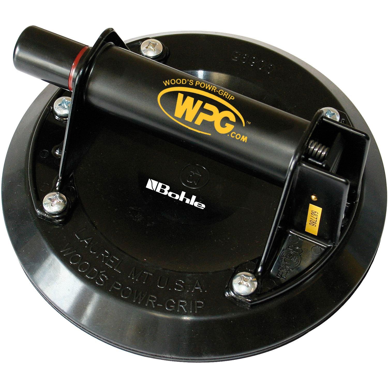 BOHLE Pump Cleaner Power Grip, Diameter 200 mm Max. Load 57 kg, 1 piece, 6023157 Diameter 200mm Max. Load 57kg 1piece