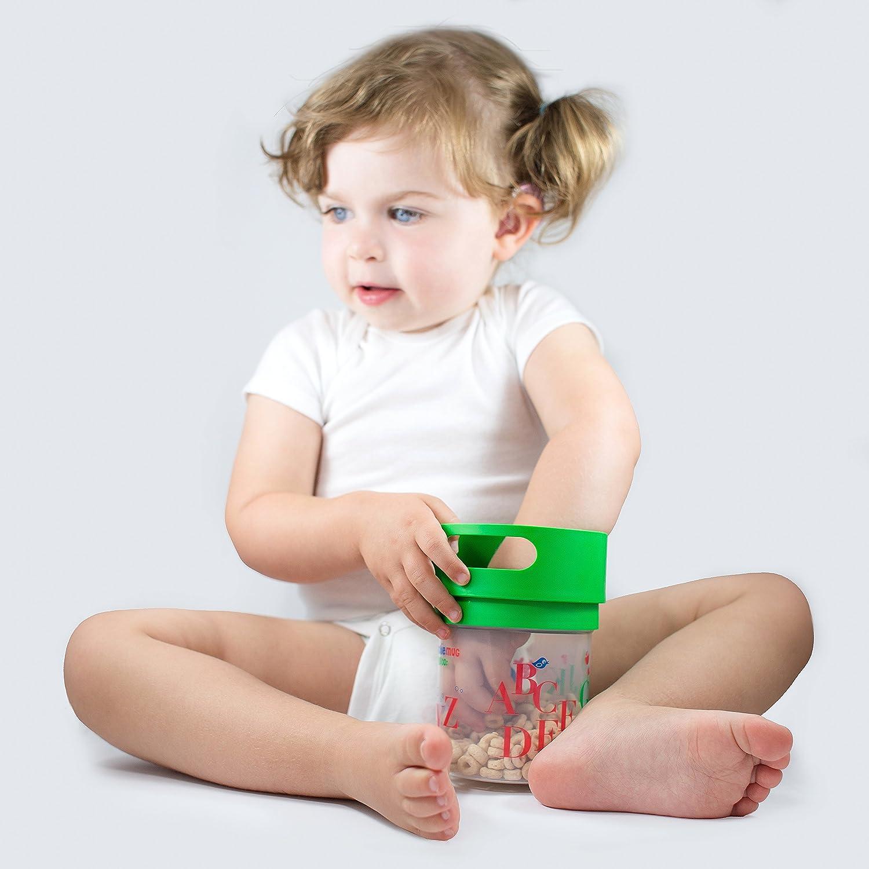 Amazon.com: Munchie - Taza de desayuno, 12 onza: Baby