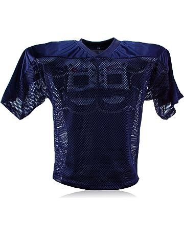 e9bce77dd Full Force American Football Adult Simple Training Shirt Jersey, Unisex,  Trainingstrikot Einfaches American Football