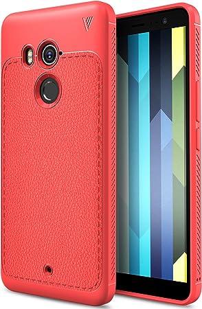 Kugi HTC U11 Plus Funda, Anti-rasca la Carcasa del teléfono TPU ...