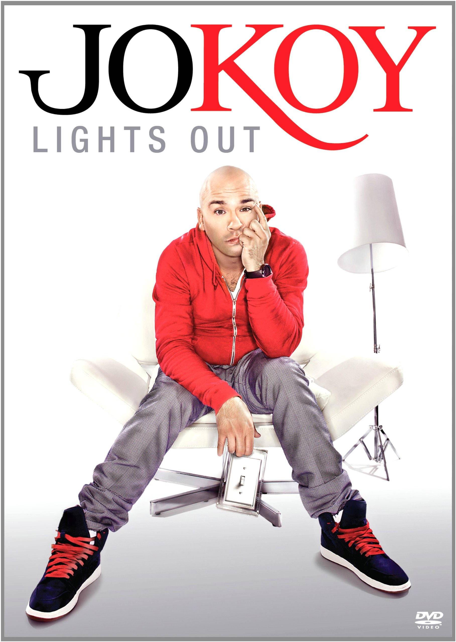 DVD : Jo Koy - Jo Koy: Lights Out (Widescreen, Amaray Case)