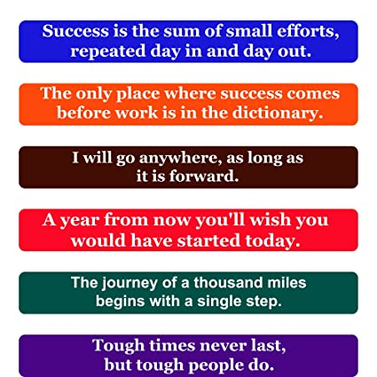 Magnet Quotes Amazon.com: Success Quotes Fridge Magnets  Inspirational Words  Magnet Quotes