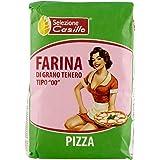 Selezione Casillo Farina per Pizza e Focacce - 10 pezzi da 1 kg [10 kg]
