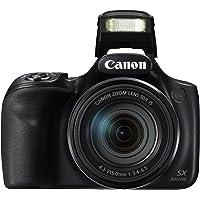 Canon Powershot SX540 HS Digital Camera with CMOS Sensor, DIGIC 6, 20.3 Mp, 50X Optical Zoom, Black