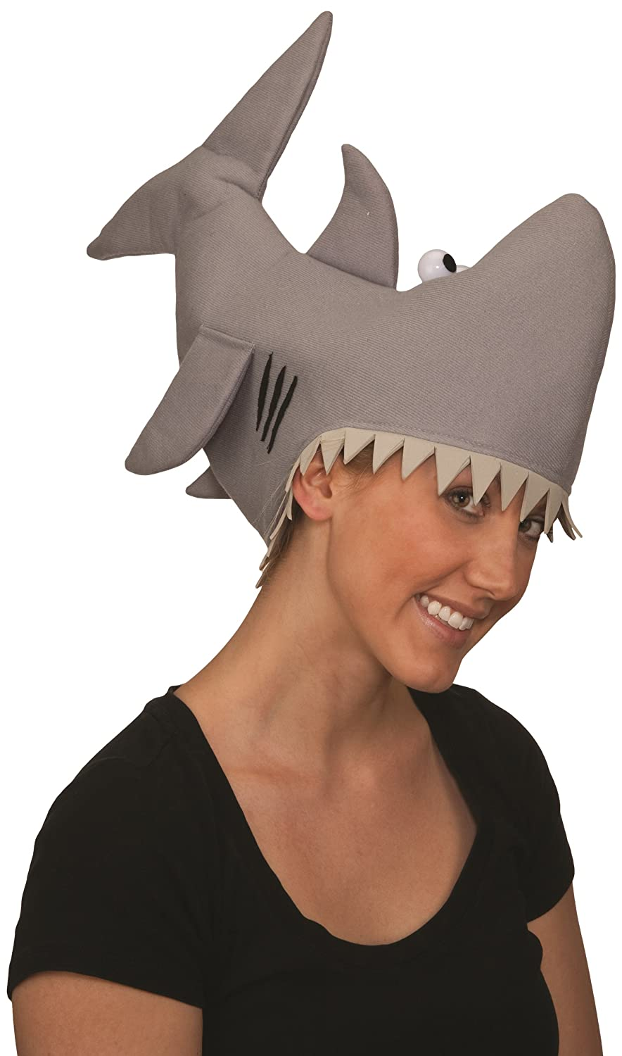 Jacobson Hat Company Grey Shark Hat