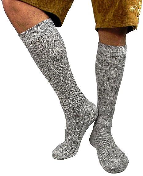 Hombre Traje Tradicional Traje típico de calcetines ...