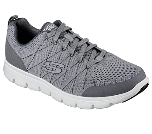 Skechers 52836 Calzado Deportivo Hombre Gris 42œ: Amazon.es: Zapatos y complementos