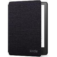 Capa de tecido para Novo Kindle Paperwhite (11ª geração - 2021) - Cor Preta