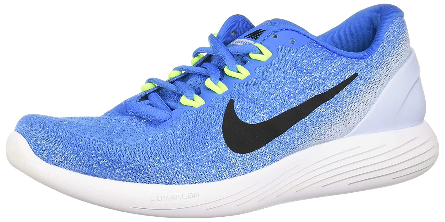 832d4dfcf2d9e Nike Lunarglide 9 Men's Running Shoes 904715 401 Size 8 D(M) US: Buy Online  at Low Prices in India - Amazon.in