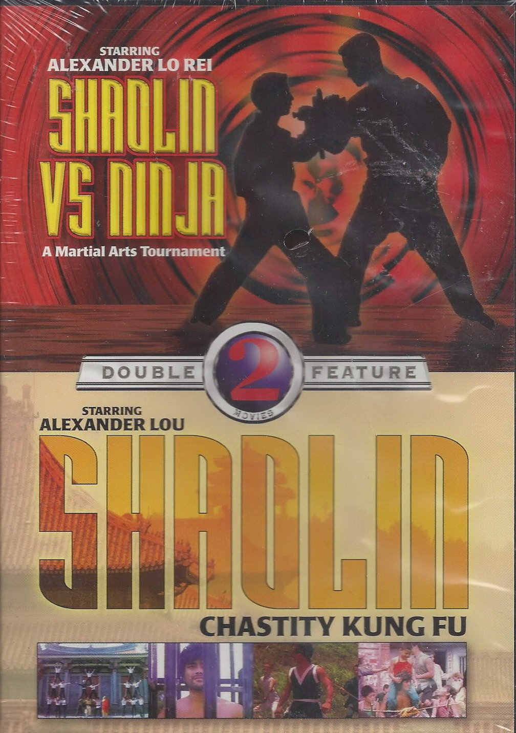 Amazon.com: Shaolin Vs Ninja a Martial Arts Tournament ...