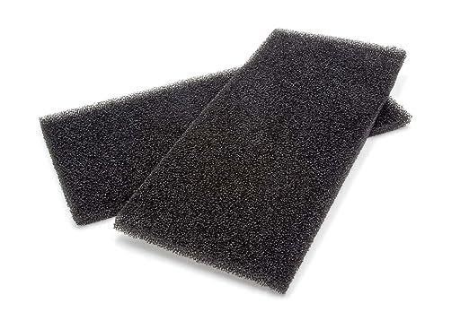 Schaumstoff filter hx  für whirlpool wäschetrockner