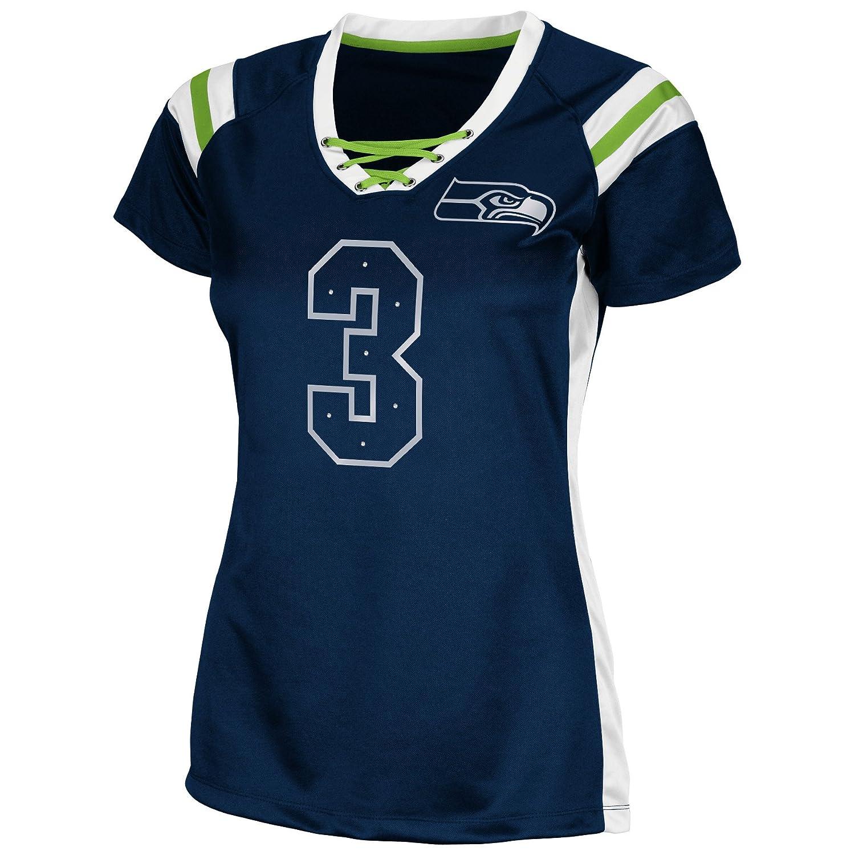 Amazon.com   NFL Women s Draft Him III T-Shirt   Sports Fan T Shirts    Clothing 93c5adcea