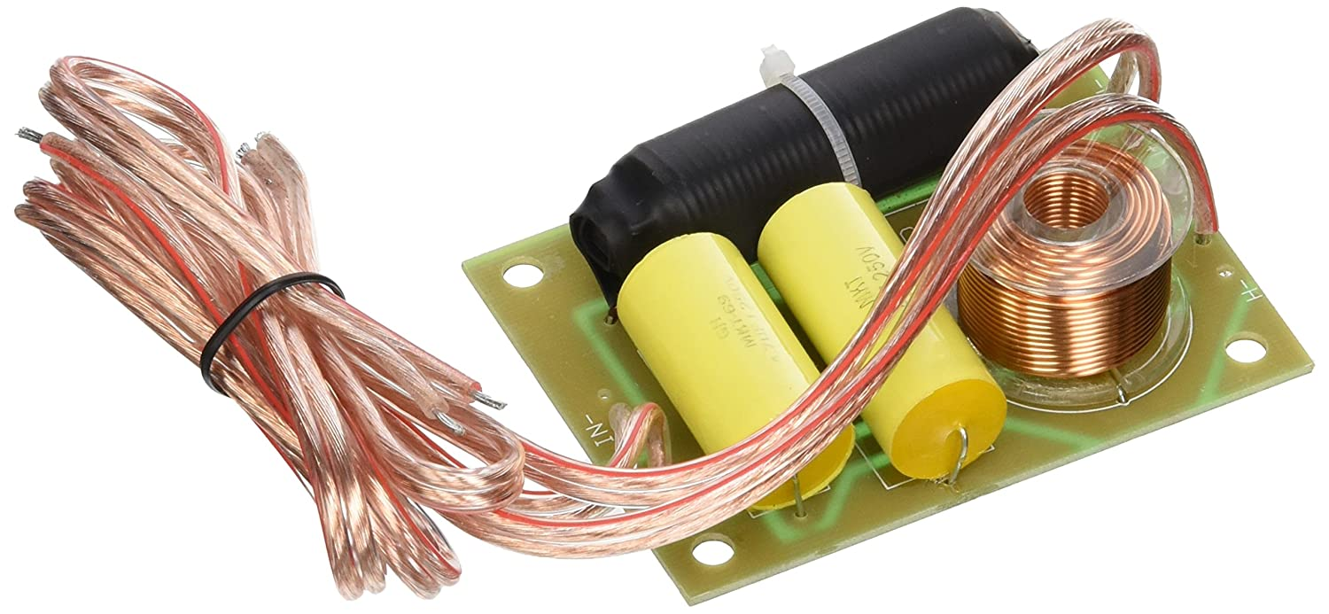 2 Way Replacement Speaker Crossover 800 Watts Musical Active Circuit Diagram On Two Instruments