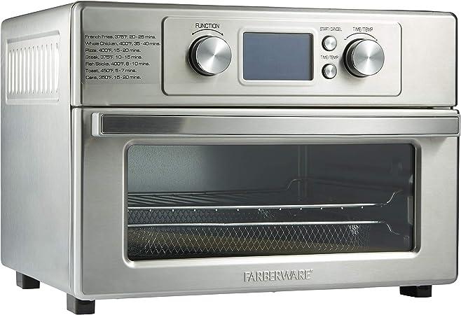 Farberware Air Fryer Toaster Oven, 1 Each: Amazon.com.mx: Hogar y Cocina