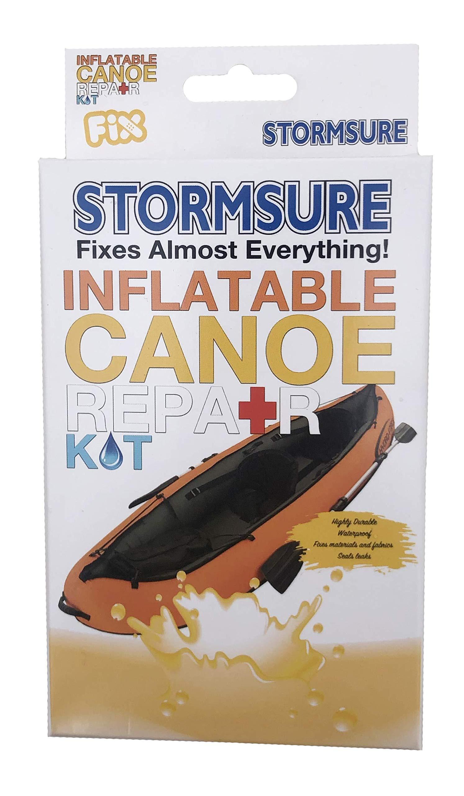Inflatable Canoe & Kayak Repair Kit