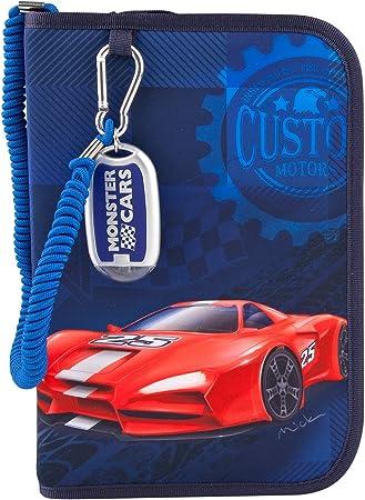 Monster Cars 6528 – Estuche Deluxe con Linterna: Amazon.es: Juguetes y juegos