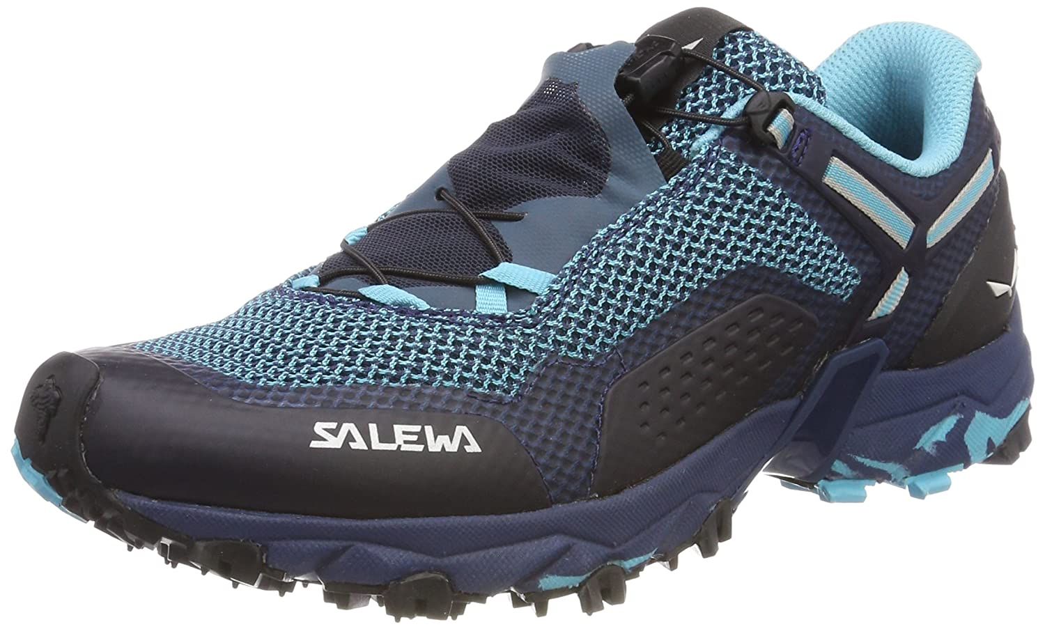 Salewa Women's Ultra Train 2 B072N999LB 9 B(M) US|Capri/Poseidon