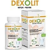 Zelltuning DEXOLIT Detox Pulver * Natürlich und sicher entgiften * 100% Mikronisierter Clinoptilolith - Zeolith * Zertifiziertes Medizinprodukt von Zelltuning * 24 Tage Entgiftungs-Kur - 180g.