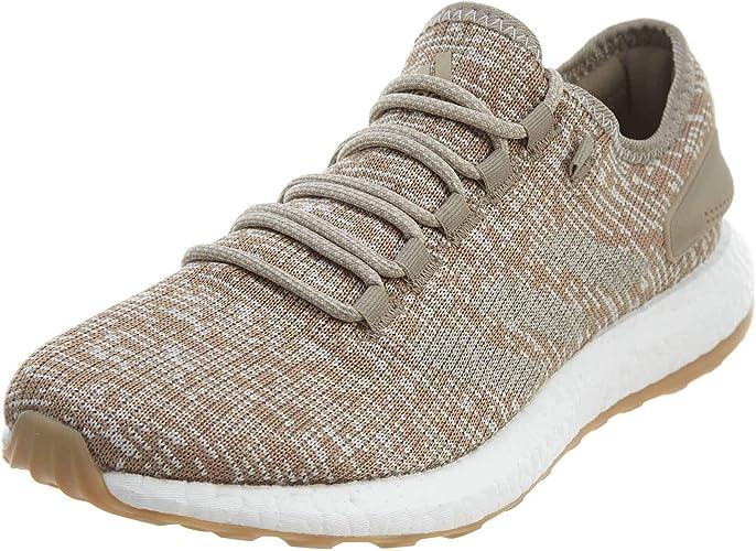 adidas Men Pureboost (Khaki/Clear Brown