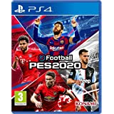 Jogo eFootball PES 2020 - PS4 Mídia Física