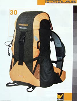 Ferrino High Lab Mochila Montaña T Run 30 amarillo negro 75414: Amazon.es: Deportes y aire libre