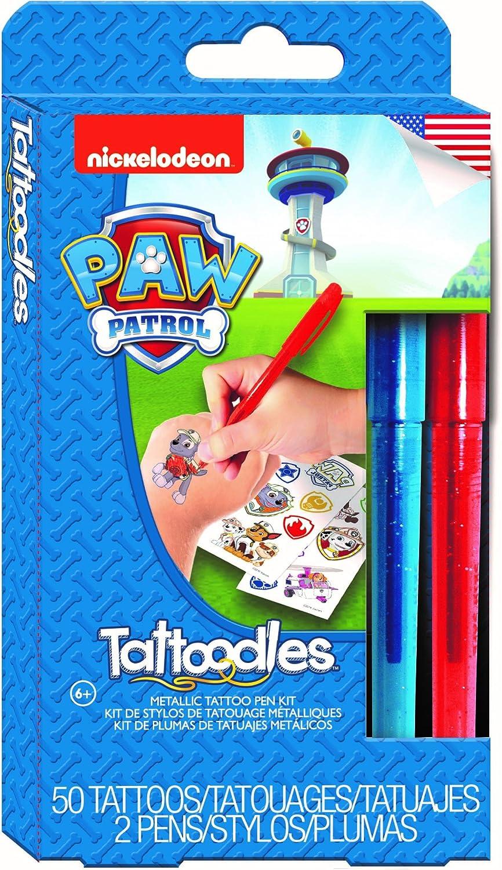 """Small PAW PATROL 1587 /""""Tattoodles Tattoos"""