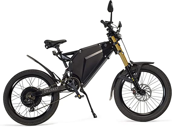 Delfast Prime EBike bicicleta eléctrica 380 mi rango 750 W 45 mph velocidad nueva: Amazon.es: Deportes y aire libre