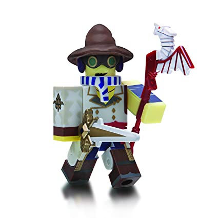 Amazon com: Roblox Archmage Arms Dealer Figure Pack: Toys