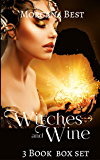 Witch Cozy Mystery series: Witches and Wine: Box Set: Books 1-3