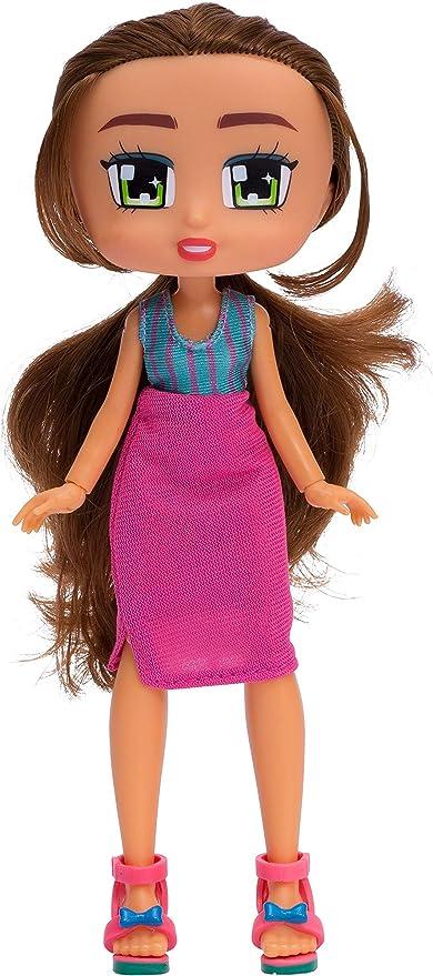 Emelyn Boxy Girls Season 3 Dolls