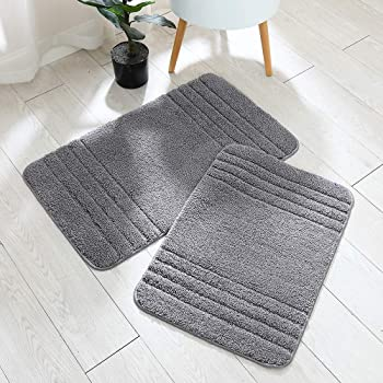 Cosy Homeer 2pcs Bathroom Rug