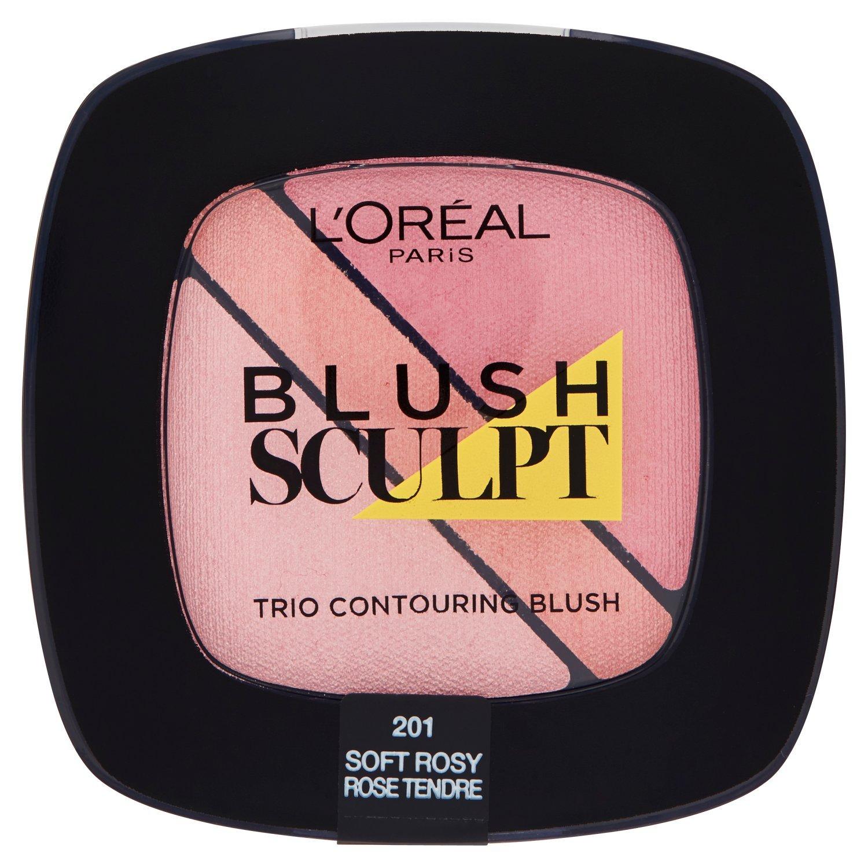 L'Oréal Paris Blush Contouring Beige Nude L' Oréal Paris 3600523176236
