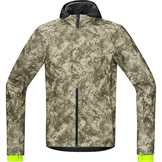 2c82f0f10c1c8f Amazon.com   GORE BIKE WEAR Men s Soft Shell Urban Cycling Jacket ...