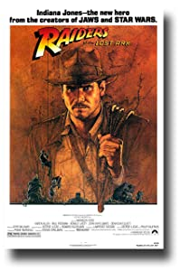 (11x17) Raiders of the Lost Ark Poster