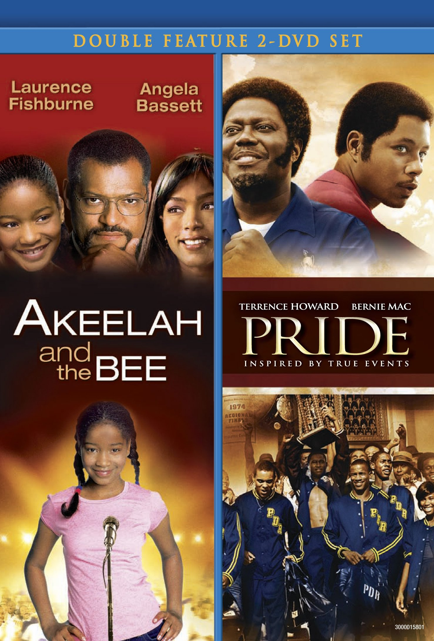 Akeelah and The Bee/ Pride [2007] [Double Feature] (2PC)